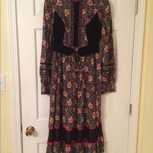 Gunne Sax Maxie dress. Rare